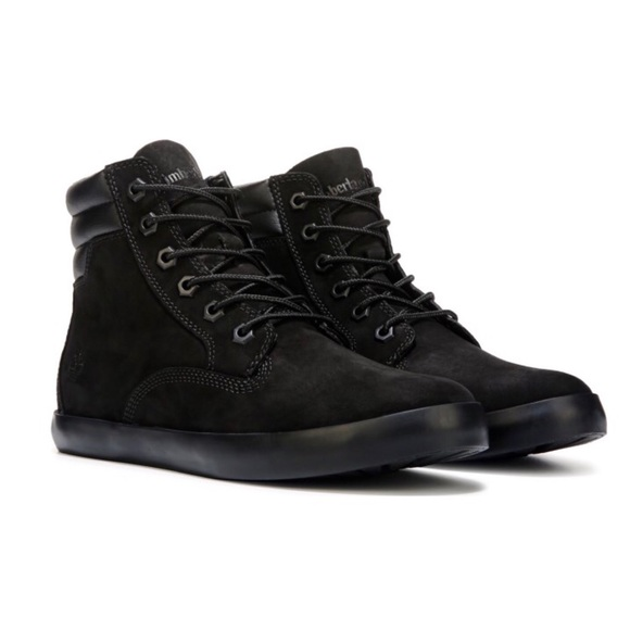 Timberland Dausette Sneak Ankle Boot Suede A36118